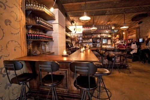 emporio restaurant - rustic italian in soho | . all about