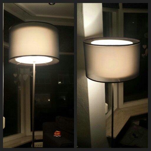 dubbele lampenkap voor vloerlamp staande lamp te bestellen via