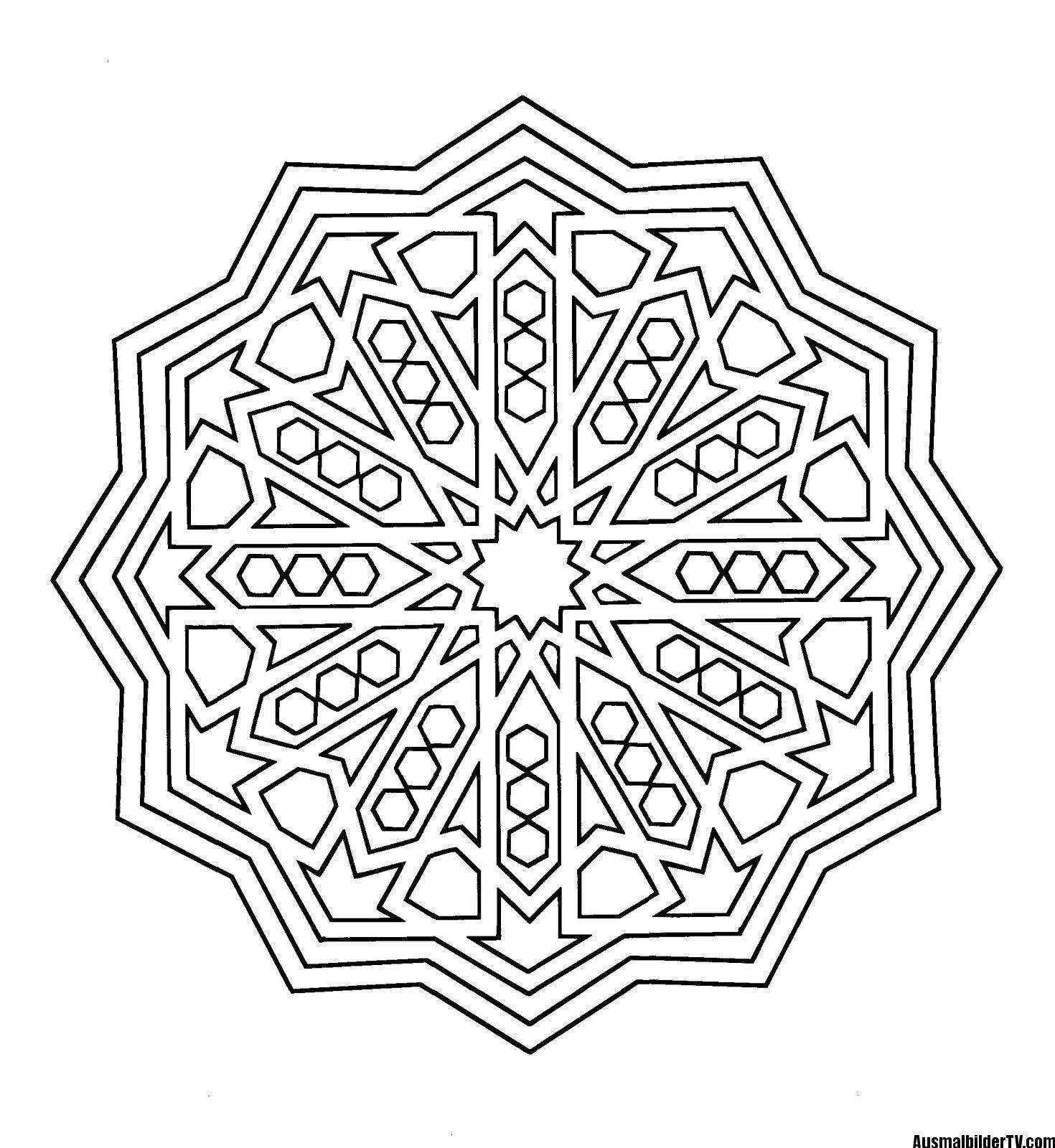 Einzigartig Mandala Weihnachten Zum Ausdrucken Farbung Malvorlagen Malvorlagenfurkinder Mandala Coloring Pages Pattern Coloring Pages Mandala Coloring