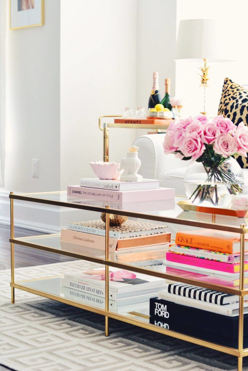 Coffee table talk pinteres how to style your coffee table west elm coffee table brass coffee table coffee table books geotapseo Images