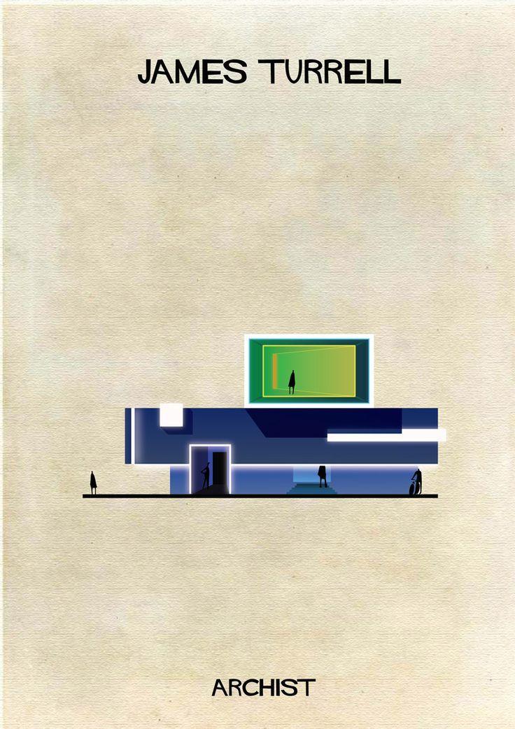 Federico Babina - Archist James Turrell  #Archist