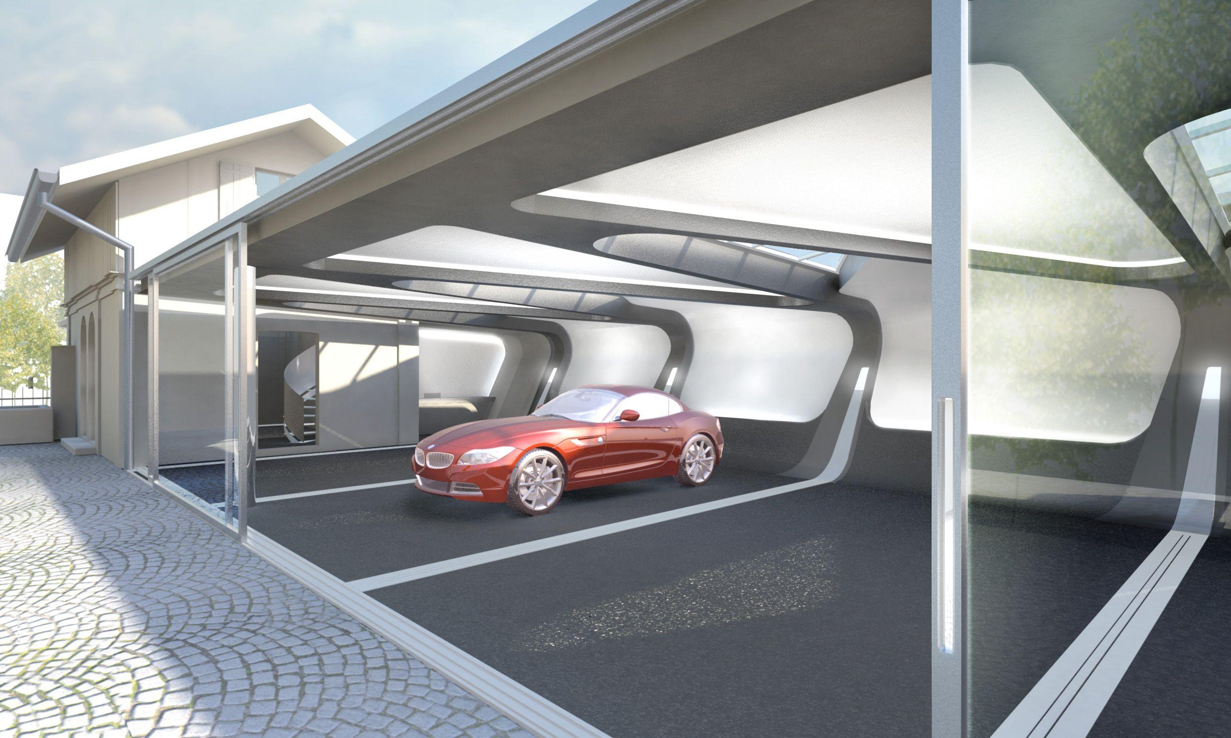 Design of car parking - Image Result For Parking Interior Design