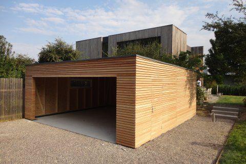 Moderne holzgarage  Design Carport - Planen Sie mit uns Ihr individuelles Design ...