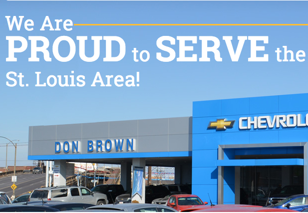 Visit Our St. Louis Chevrolet Dealership For A Great Selection Of New  Chevys And Used