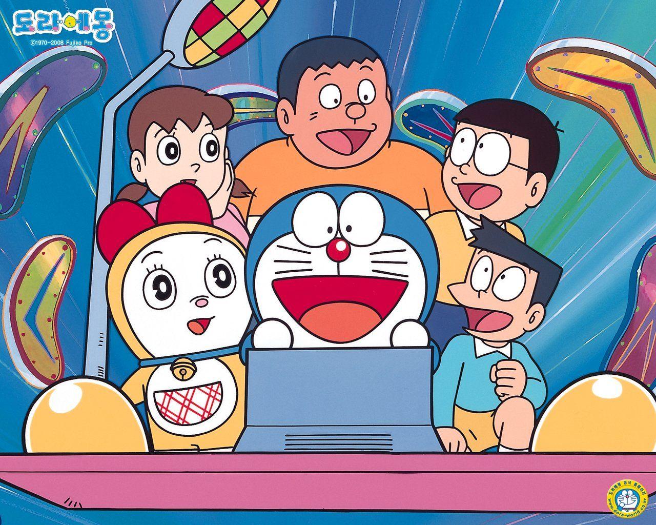 Doraemon Wallpaper and Background Image | 1280x1024
