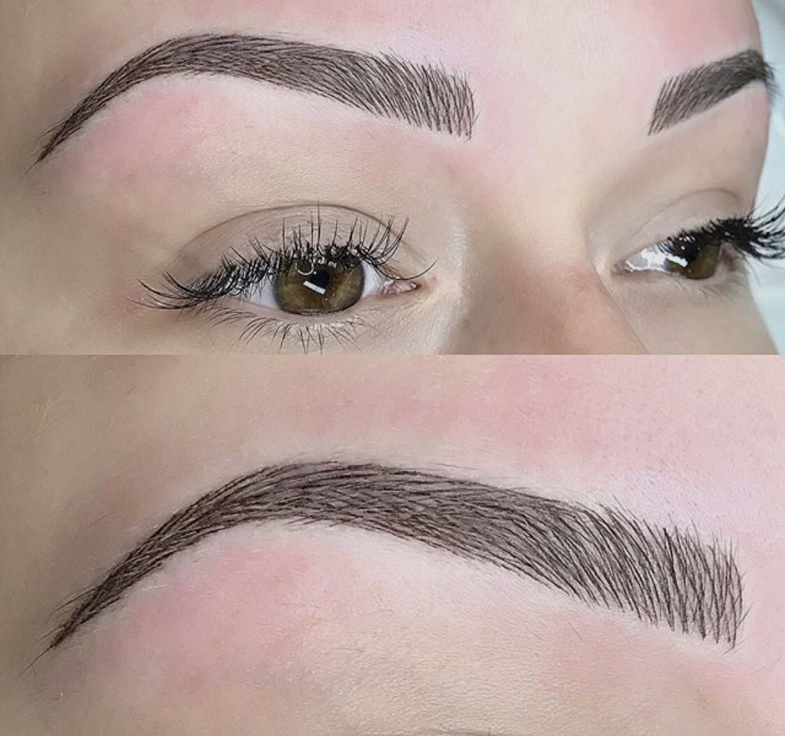 Pin by plklmt on Beauty Eyebrow makeup, Microblading
