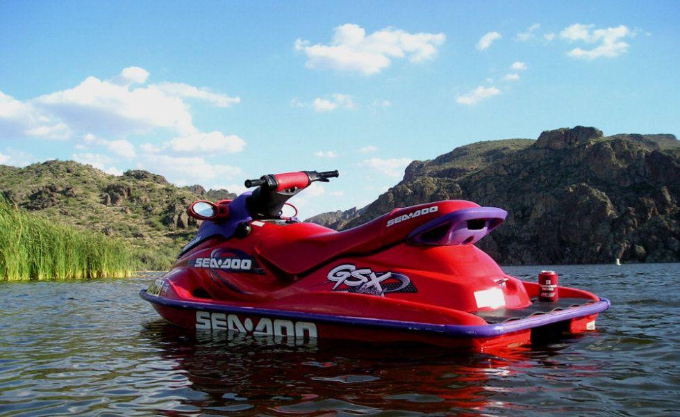 1998 Seadoo GSX Limited | Seadoo | Boat, Vehicles, Toys