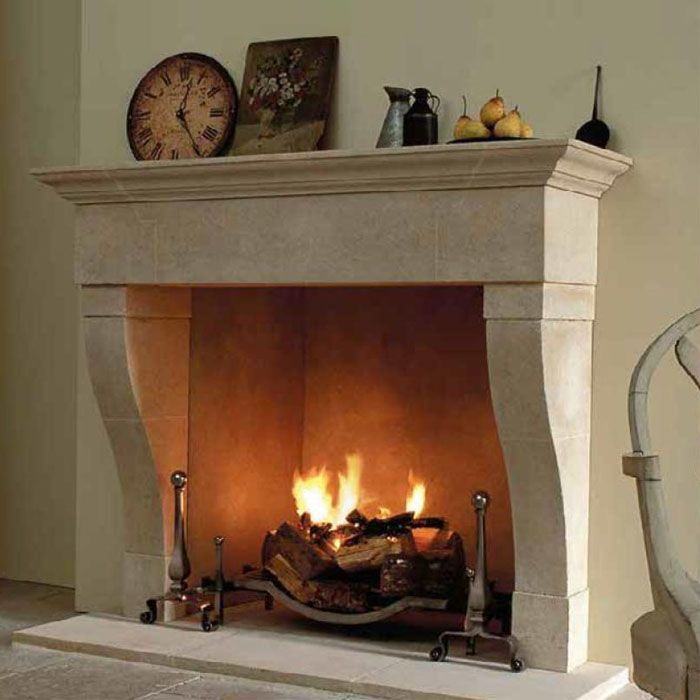 Swans Nest Baskets Gas Fire Looks Like Open Fire