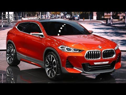 #Paris reveal for #BMW #Concept #X2