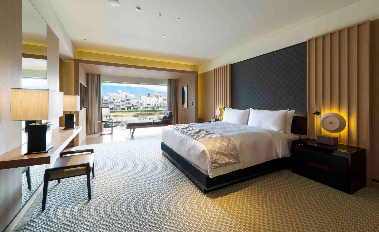 Ritz carlton kyoto japan best urban hotels 2014 the for Design hotel kyoto