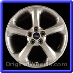 Ford Fusion 2014 Wheels Rims Hollander 3959 Fordfusion Ford