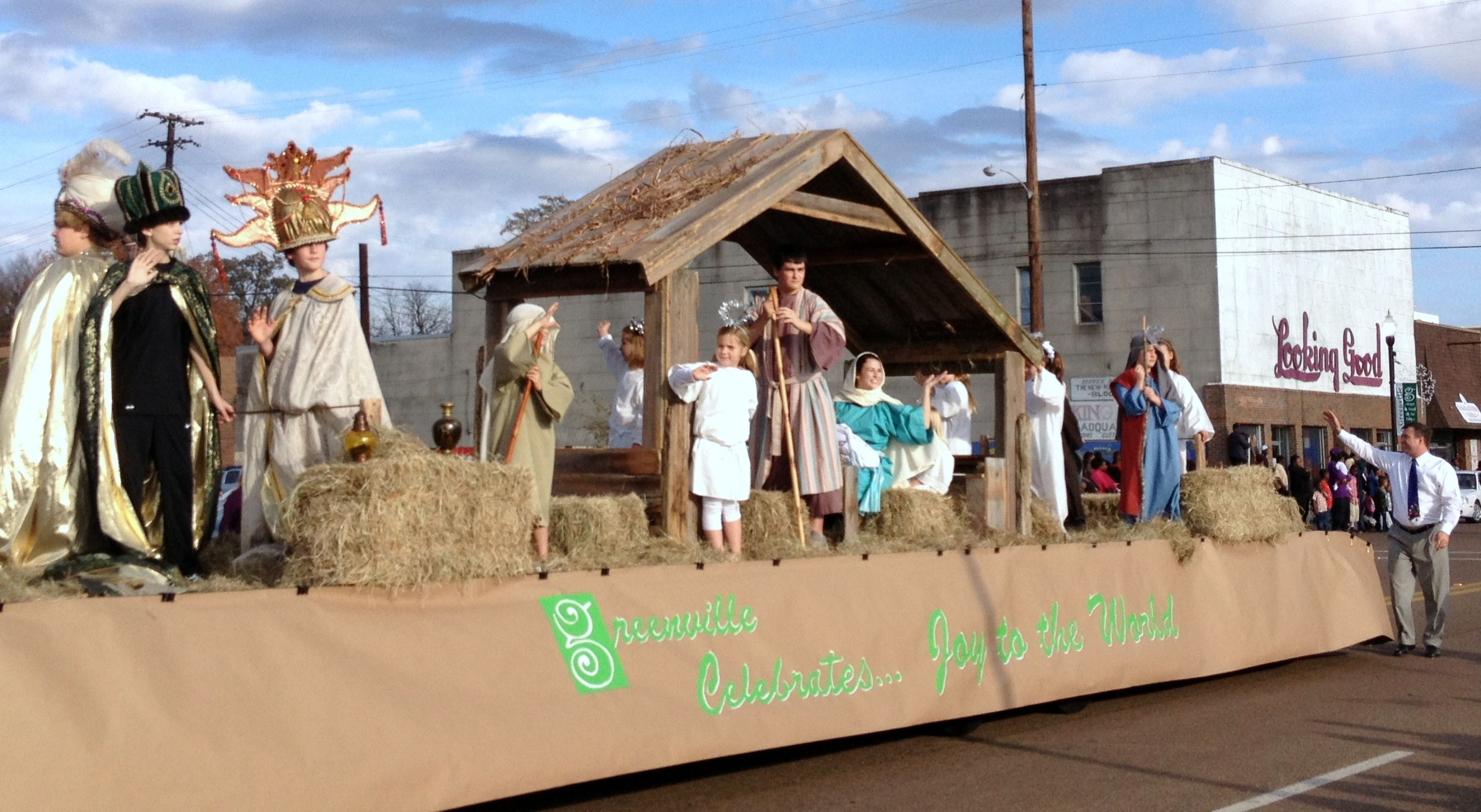 Christmas Parade Float Ideas for Churches - Christmas picture ...