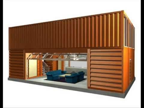 Cheapest House Ever Shipping Container Home How Much To Build A Shipping Container Ho Container Homes Cost Building A Container Home Cargo Container Homes