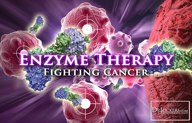 Enzymes are extremely vital to human well-being.    Blog Post: http://drjockers.com/enzyme-therapy-cancer/  #Enzyme #Therapy #Cancer #Fight #Heal #Health #Disease #Body #Life #Doctor #Jockers