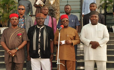 Threat To Igbos: South East Governors Release Press Statement