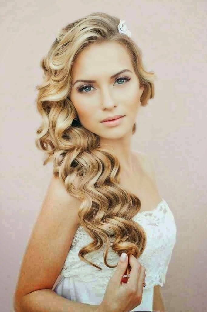 Marvelous 1000 Images About Wedding Hairstyles On Pinterest Long Wedding Hairstyle Inspiration Daily Dogsangcom