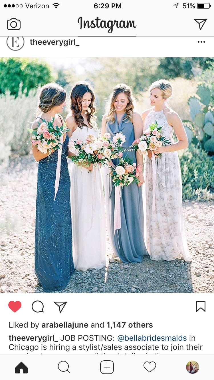 Pin by Abby Frye on weddings - dresses | Pinterest | Bridal parties ...