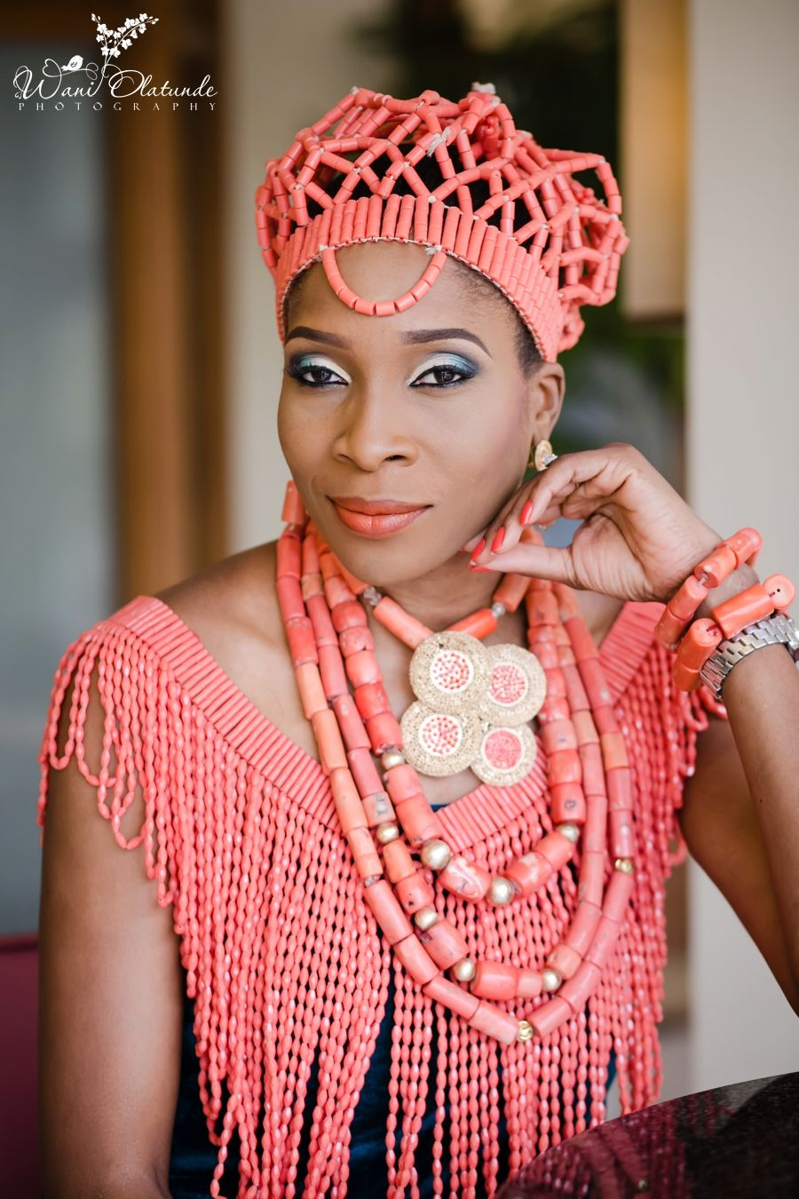 Traditional Edo Wedding at the Dorchester Events Center | Pinterest