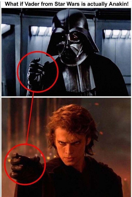 Noooooo Way Everybody Knows Darth Vader Is Mace Windu Https Ift Tt 2xboxiy Funny Star Wars Memes Star Wars Facts Star Wars Humor