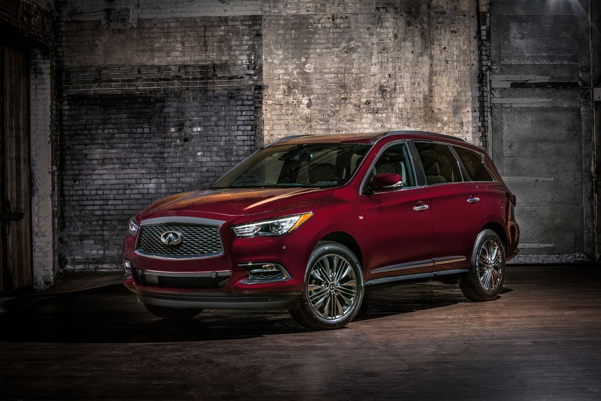 2020 Infiniti Qx60 Review Redesign Specs Release Date Price And Photos Infiniti Vehicles Suv Infiniti