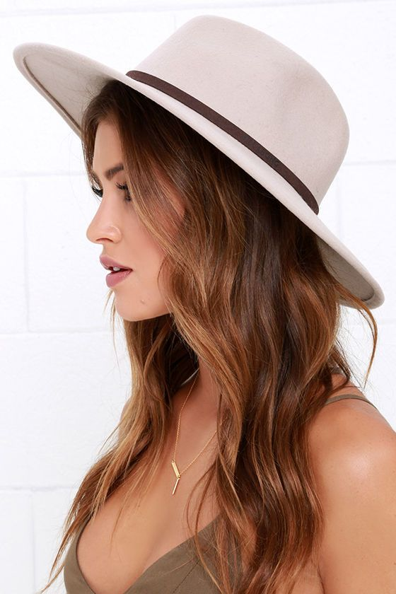 9531d90f093a8 Billabong Moon Gaze Beige Fedora Hat at Lulus.com!