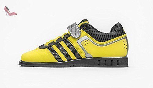 adidas Hommes Chaussures de musculation Powerlift II Noir