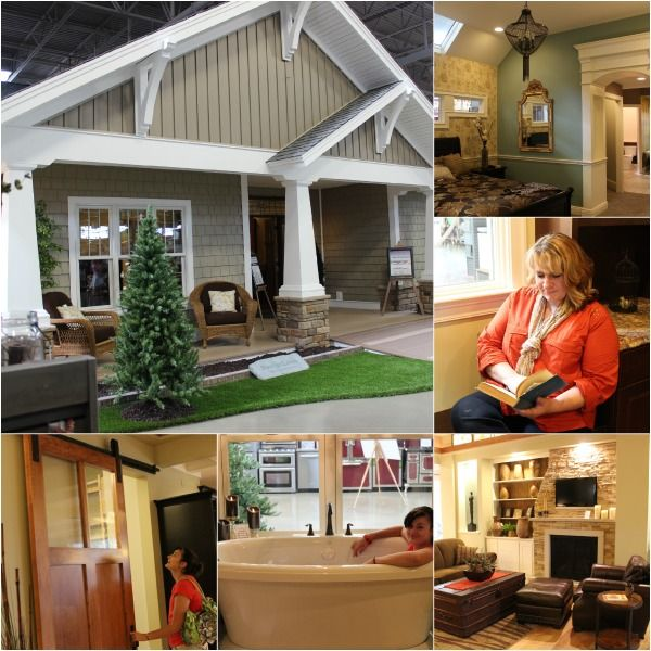 The idea house model home inside hartville hardware also marketplace and flea market exploring campus with rh co pinterest