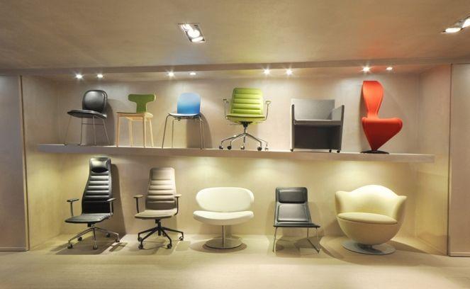 silvera showroom paris si¨ges design