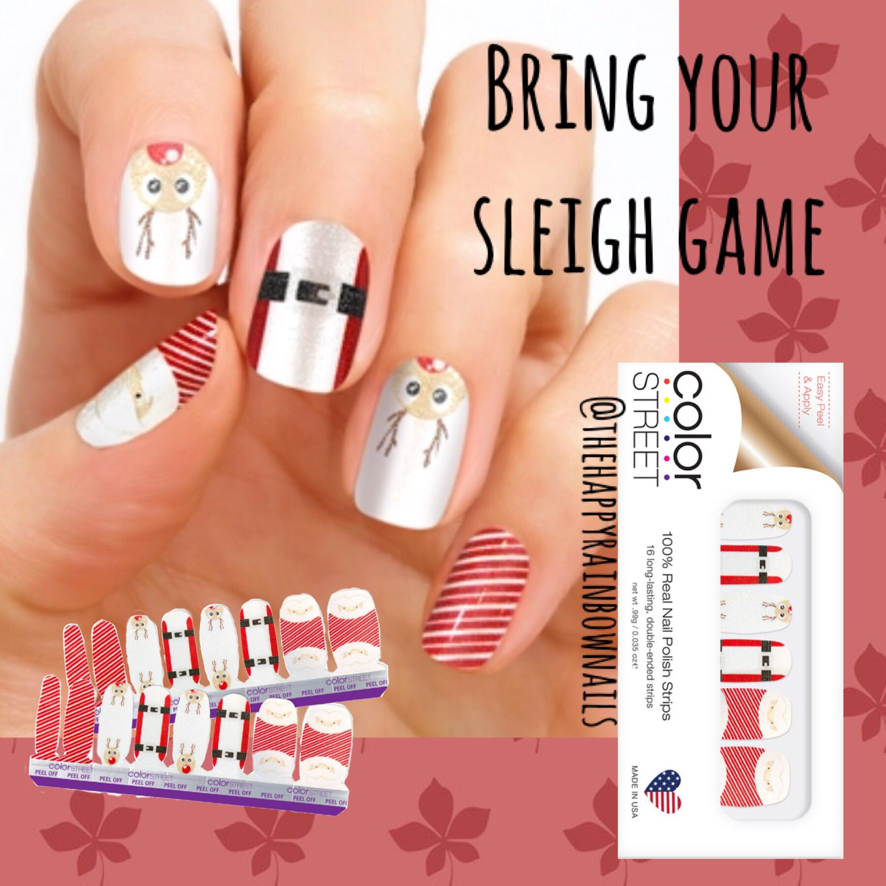 Color Street 100 Dry Nail Polish Strips Are The Fastest And Easiest