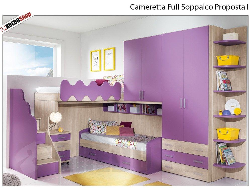 Camerette Bloccate ~ Design by fabbrica camerette camerette bunkbeds italian