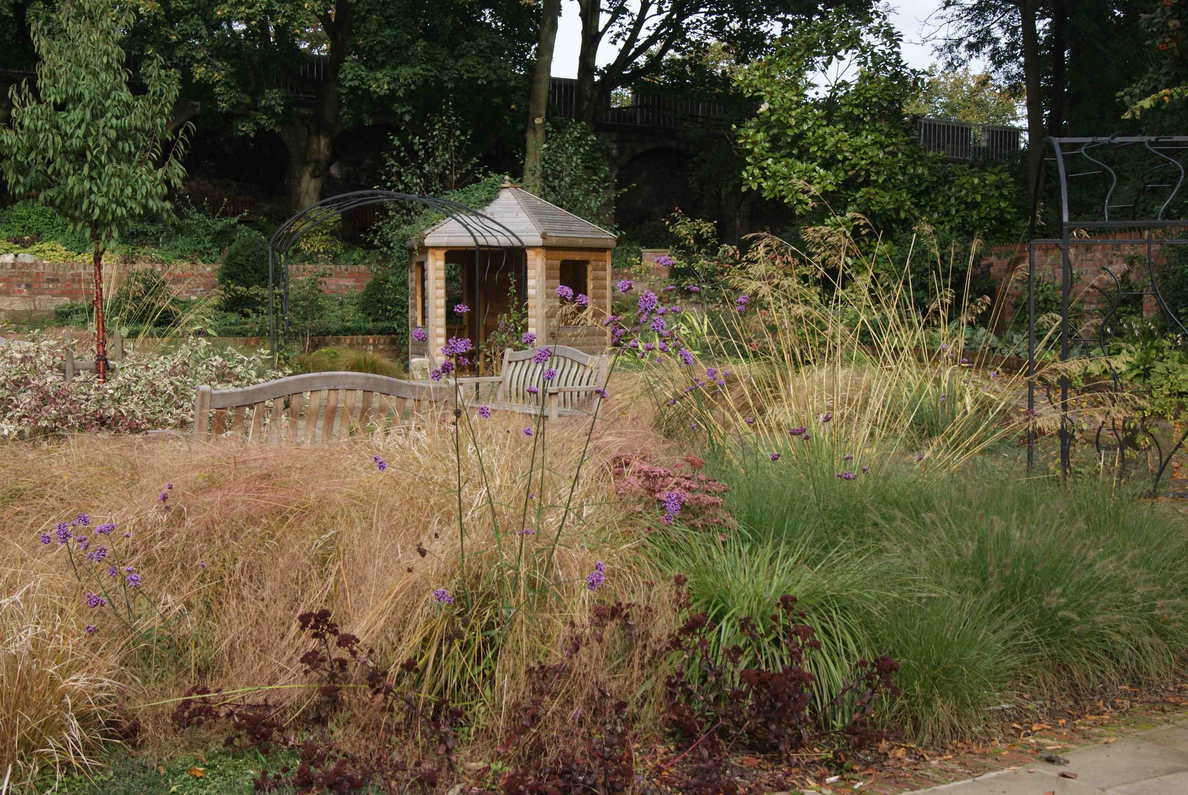 St Anthony\'s Sensory Garden, York   Sensory Garden   Pinterest ...