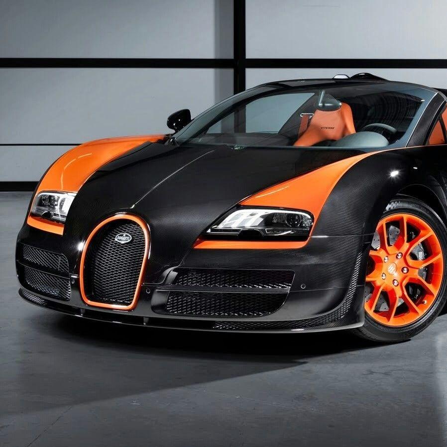 Bugatti Veyron Grand Sport Vitesse, Bugatti