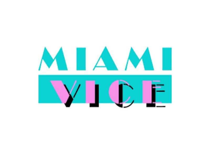 Vice font miami What Is