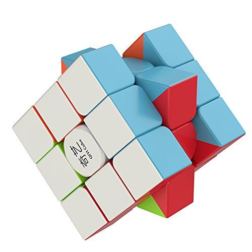 The Amazing Smart Cube IQ Tester 3x3 Magic Speed Cube  Anti Stress for Antianxiety Adu