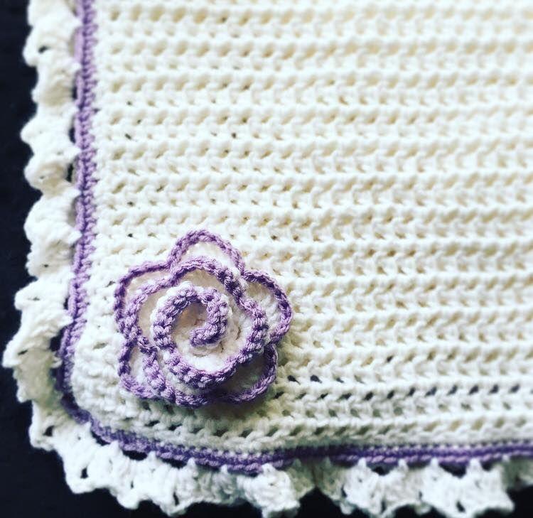Alexia Rose Blanket   Pinterest