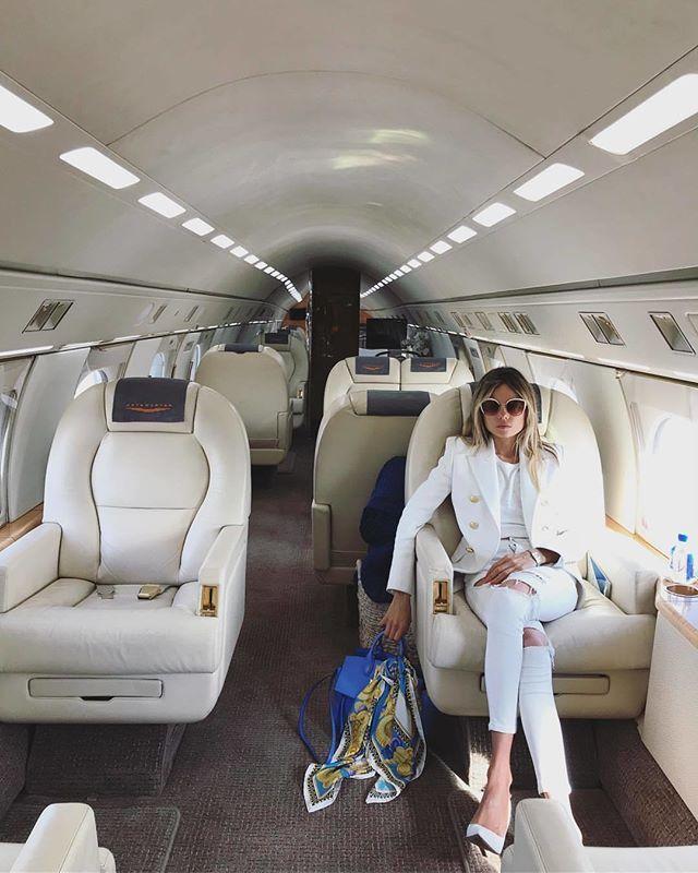 #LuxuryFlight  @ericapelosini #flightstyle #travelStyle