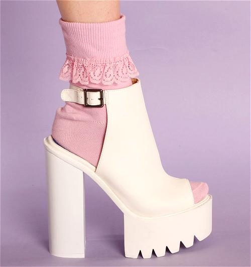 foodlydo.com cute platform shoes (31) #cuteshoes | Shoes ...