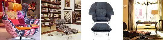 Trend Watch: Classic Chairs in Unusual Fabrics