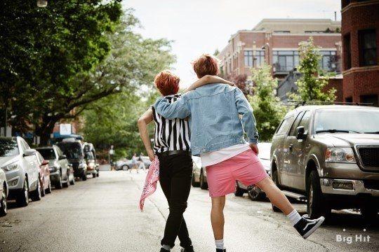 BTS - Dreaming Days Jimin and Jungkook