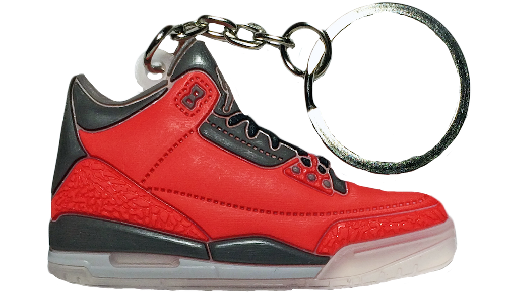 12feff6d547e Pin by SolePurposeUSA on 2D Flat Sneaker Keychains