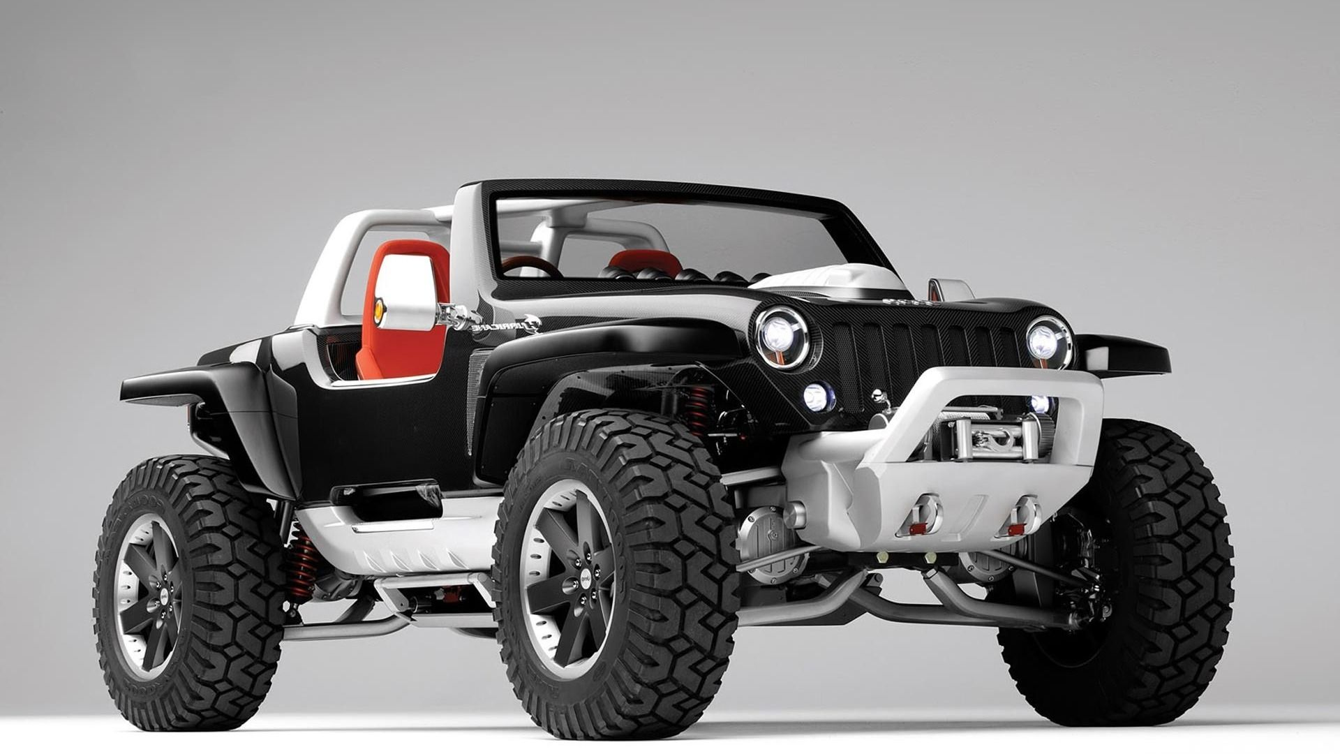Jeep Hurricane Awesome Off Roader The Off Road Concepts Had A Higher Bar Set By Jeep Hurricane At The North America Interna Jeep Concept Jeep Cars Vehicles