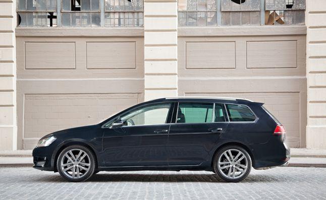 2015 VW GOLF SPORTWAGEN REVEALED WITHOUT AWD Volkswagen