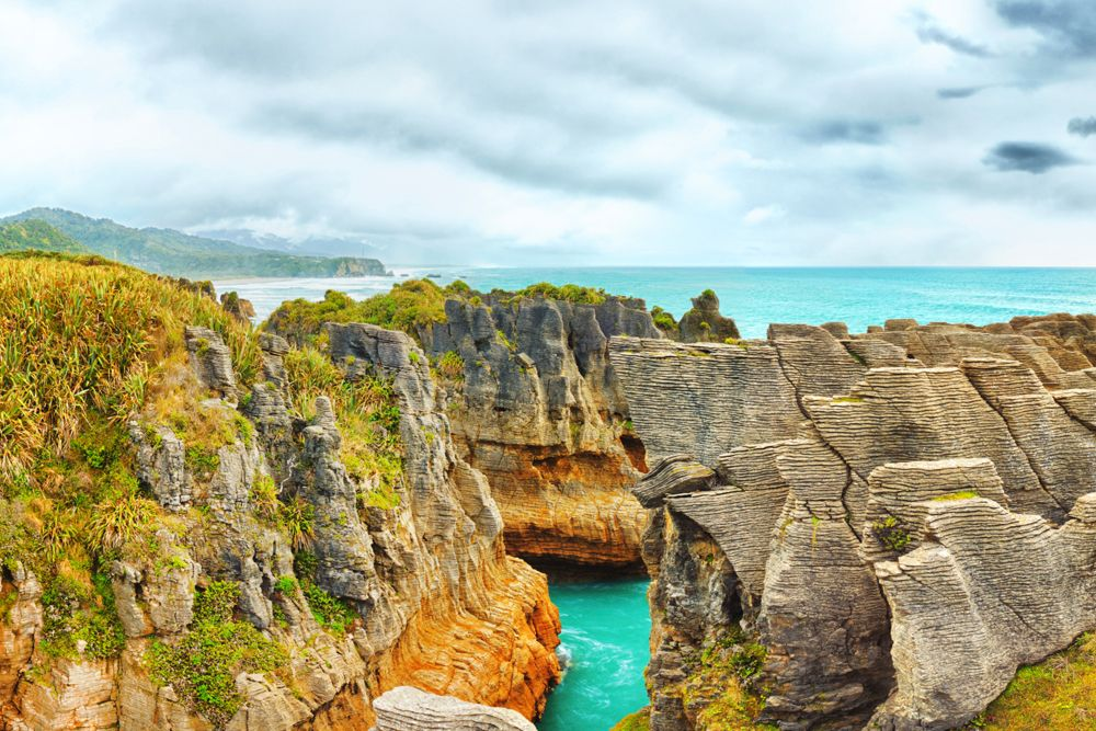 Paparoa National Park Travel Information Location, Best