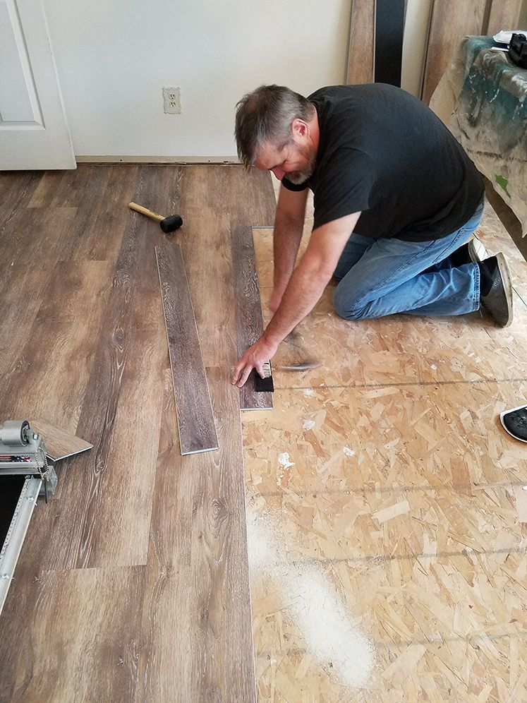 Installing Vinyl Floors A Do It Yourself Guide Vinyl