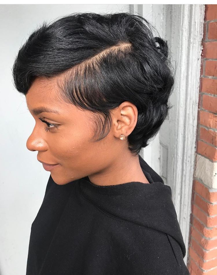 Pin On Finger Waves Pixie Cuts