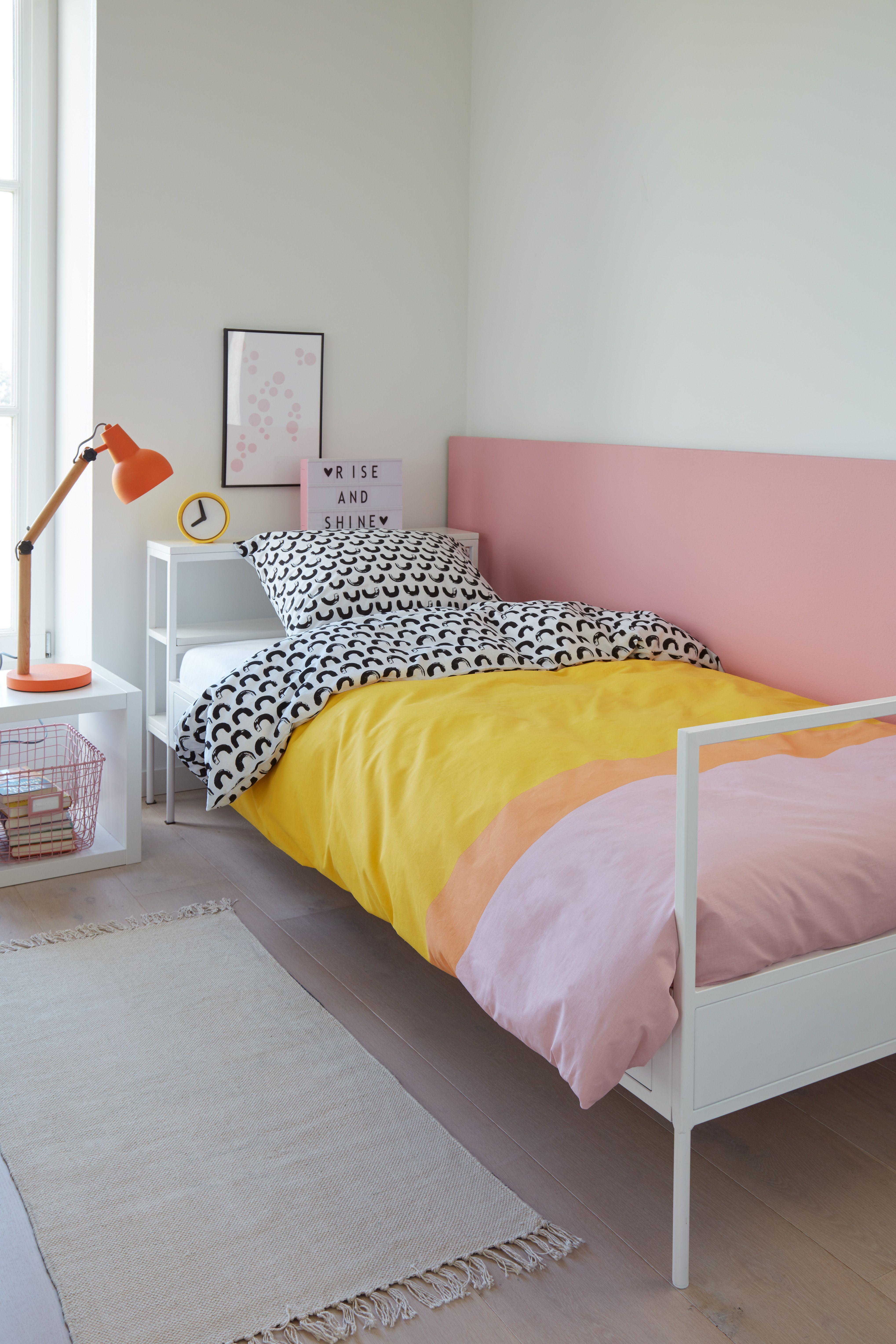 Junior Slaapkamer Ideeen.Dekbedovertrek Tweepersoons Beter Bed Washed Slaapkamer