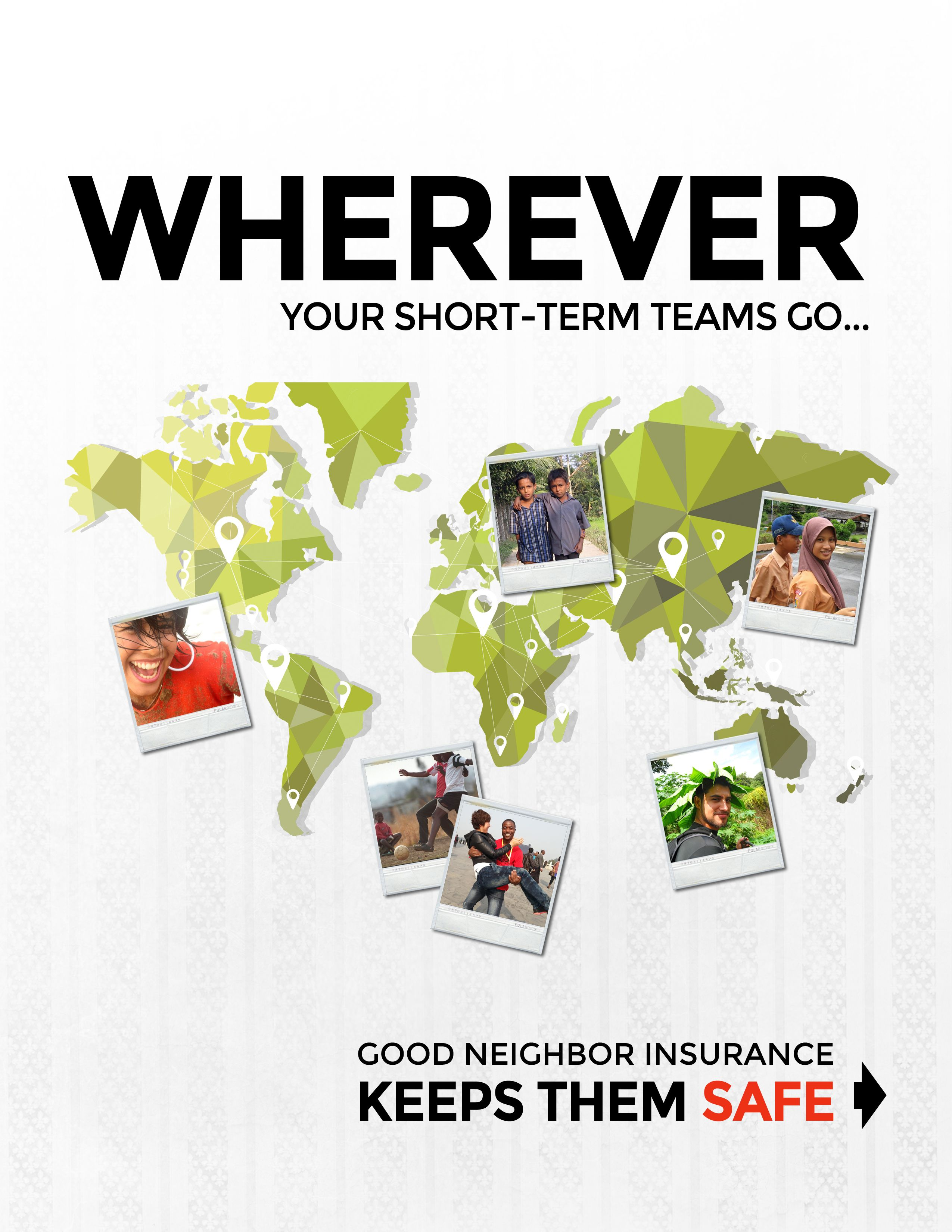 Group Travel Insurance (With images)   Volunteer projects ...