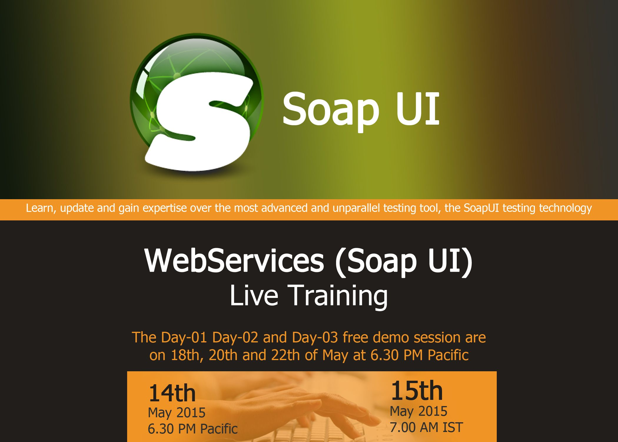 http://www.itelearn.com/events/webservices-soap-ui-live ...