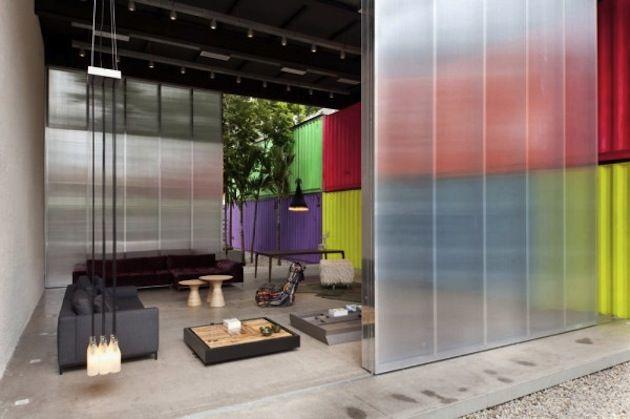 construire sa maison avec des containers recycl s maison. Black Bedroom Furniture Sets. Home Design Ideas
