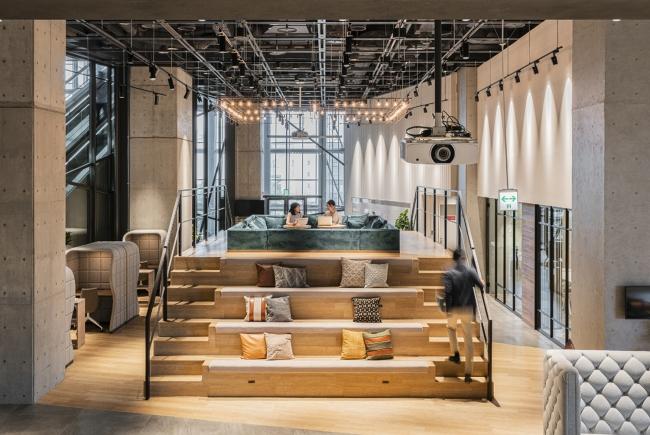 名古屋から次世代イノベーターを創出 イノベーション拠点 Nagoya Innovator S Garage 7月8日 月 オープン 空間デザインはインテリアデザイナーの山下泰樹 Draft Inc のプレスリリース 2020 インテリアデザイナー 空間デザイン インテリア